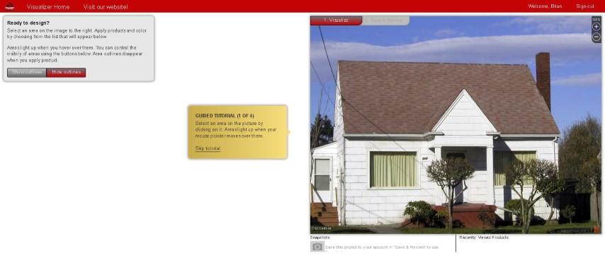 Home Visualizer Metal Roofs Niagara